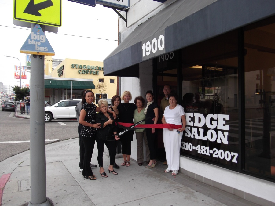 Salons In Los Angeles. EDGE Salon in Los Angeles